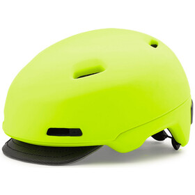 Giro Sutton Casque, highlight yellow